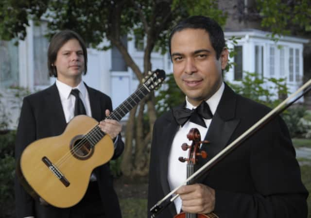 The David Galvez Trio will perform March 13 at the Westport Library.