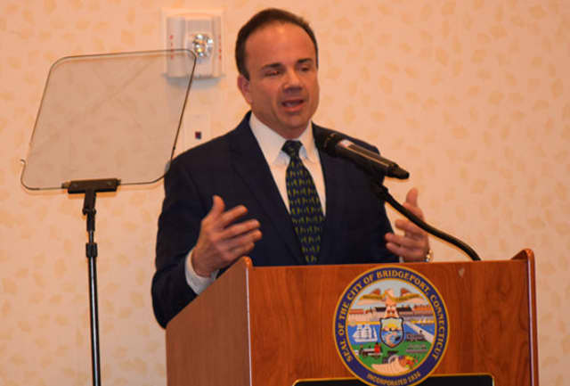 Bridgeport Mayor Joe Ganim