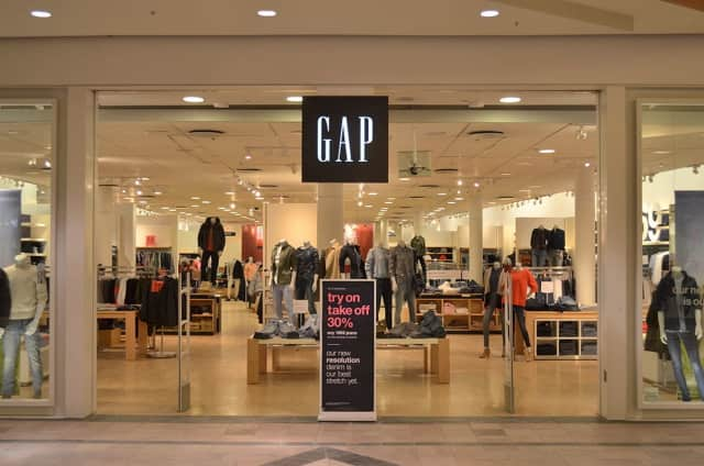 Nearly 200 Gap and Banana Republic stores will be closing over the next three years.