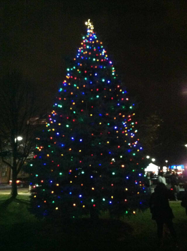 Garfield will light the Christmas tree Friday, Dec. 4.