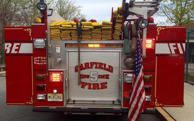 Garfield Fire Company Engine 5 is hosting a picnic to raise money for its operations.