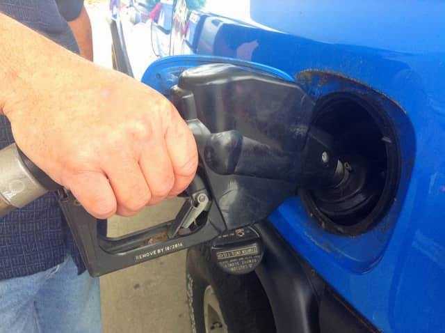 The gas prices have been found for Bridgeport, Conn.