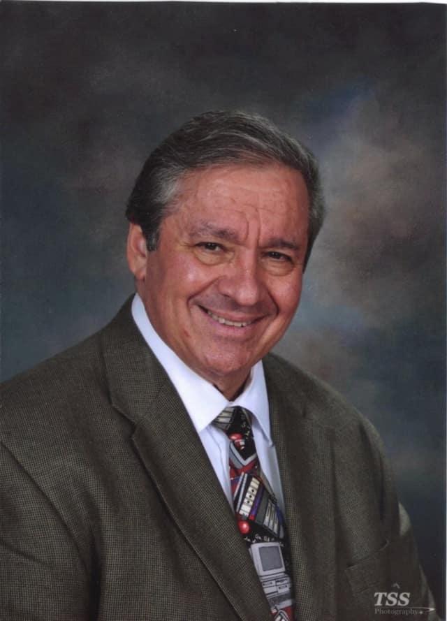 William E. Cottle School Principal George Albano