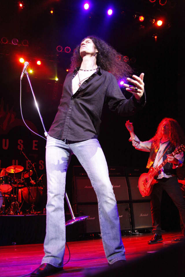 """The powerhouse of rock, Get The Led Out aka """"America's Led Zeppelin"""" returns for a night of classic Zeppelin hits at The Ridgefield Playhouse on Saturday, Feb. 13, at 8 p.m."""