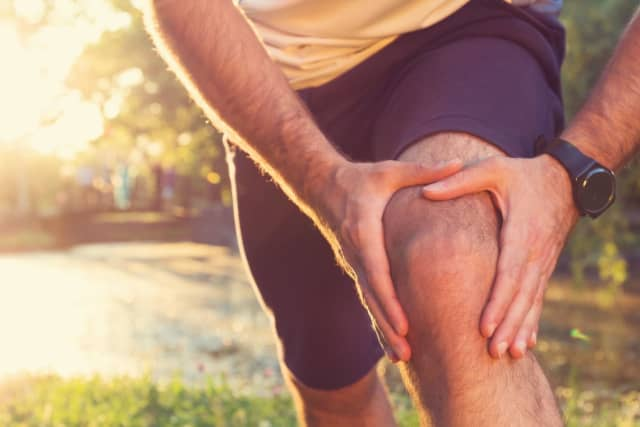 According to Phelps Hospital, 46% of people will develop knee osteoarthritis over their lifetime.