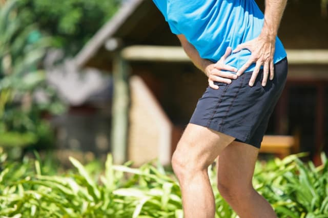 Dr. Corey Burak of Phelps Hospital is an expert when it comes to hip replacement surgery.