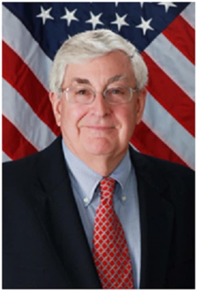 Glen Rock Mayor John van Keuren.