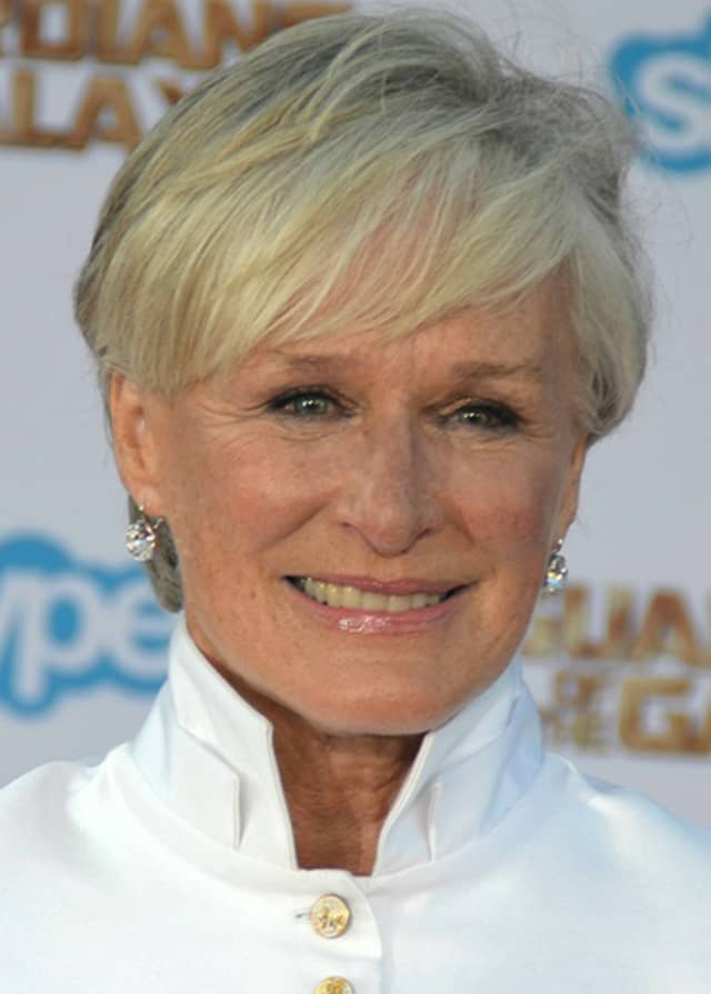 Actress Glenn Close is selling her Bedford Hills estate.