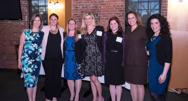 The Mid-Hudson Women's Bar Association recently swore in its 2016-17 slate of officers at a recent event in Poughkeepsie.