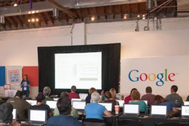 Google is coming to Bergen Community College Meadowlands to give a free business workshop.