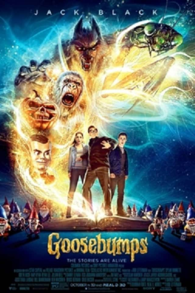 """Immaculate Conception Church will screen Jack Black film """"Goosebumps"""" July 19."""