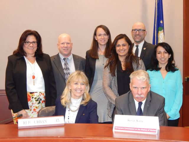 A law strengthening existing anti-trafficking laws has been passed by the Connecticut State Legislature with the help of Grace Farms Foundation's Justice Initiative.