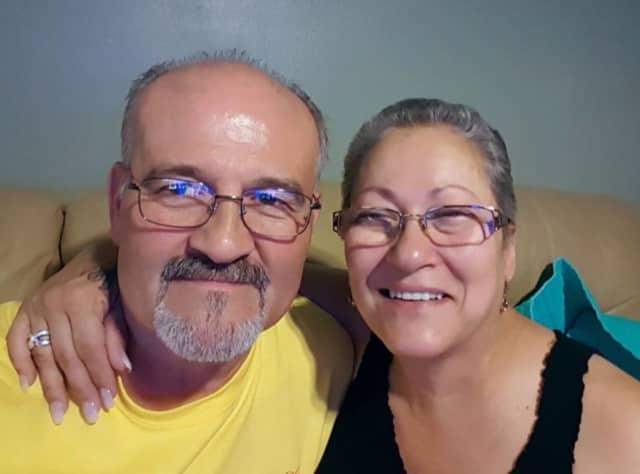 Graciela Casanova-Ramos and her husband Felix have been devastated by Hurricane Harvey.