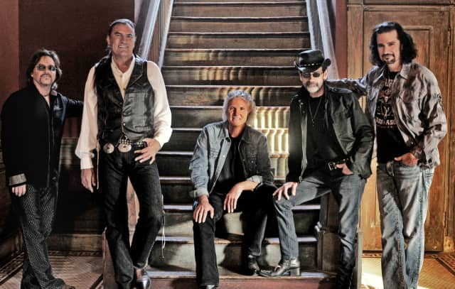 Grand Funk Railroad returns to The Ridgefield Playhouse with a night of their iconic hits on Aug. 6.