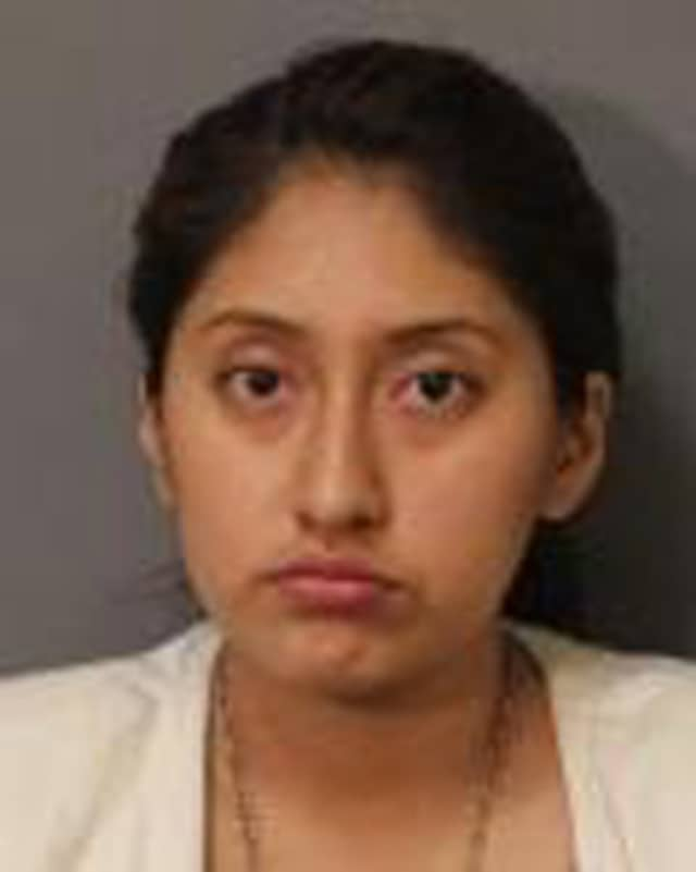 Police charged Cynthia Granda with a DWI
