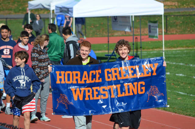 Athletes will be participating in the Greeley All-Athlete Walkathon