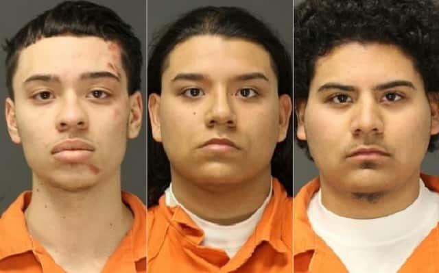 Erick Green, Matthew Flores, Sebastian Flores