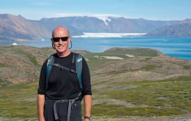 Adventure traveler and photographer David Roberts will share photographs and experiences of many of his travels in a presentation on Tuesday in Bethel.