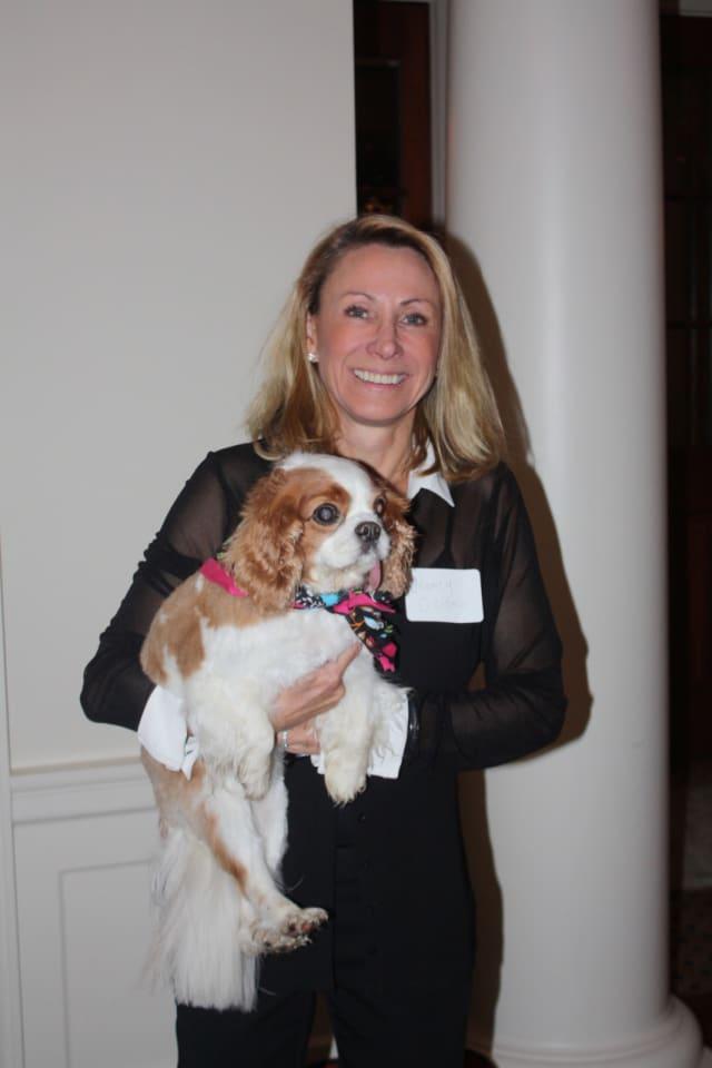 Greenwich resident and Celebrating Hope 2016 Co-chairman Nancy Ozizmir