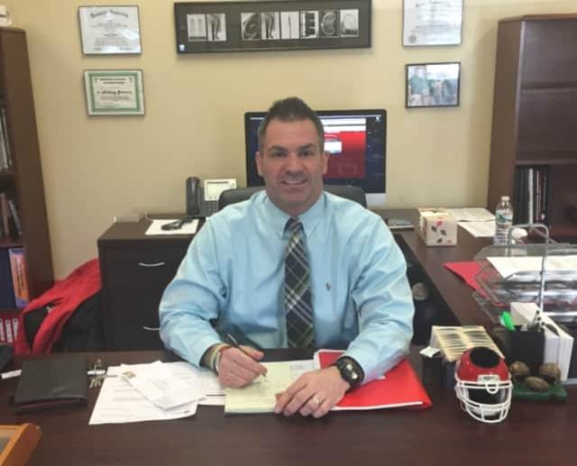Elmwood Park Schools Superintendent Anthony Grieco