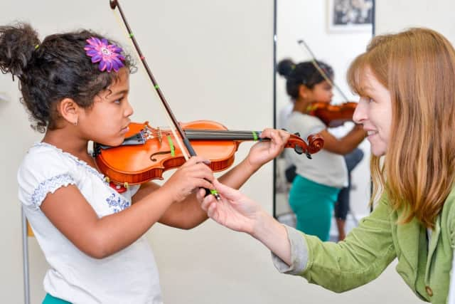 Hoff-Barthelson Music School has stood the test of time in teaching students how to find their musical talent.