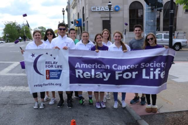 Harrison High School's second annual Relay For Life is Saturday and Sunday.