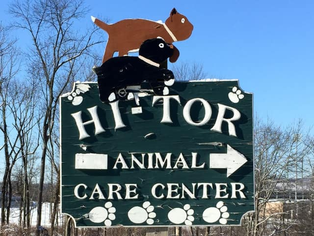 The Hi-Tor Animal Care Center.