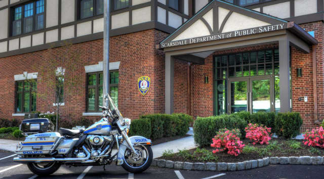 It was a busy week for police in Scarsdale.