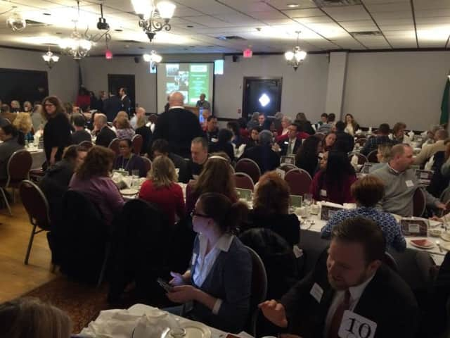 Hudson River Housing hosted its annual luncheon.