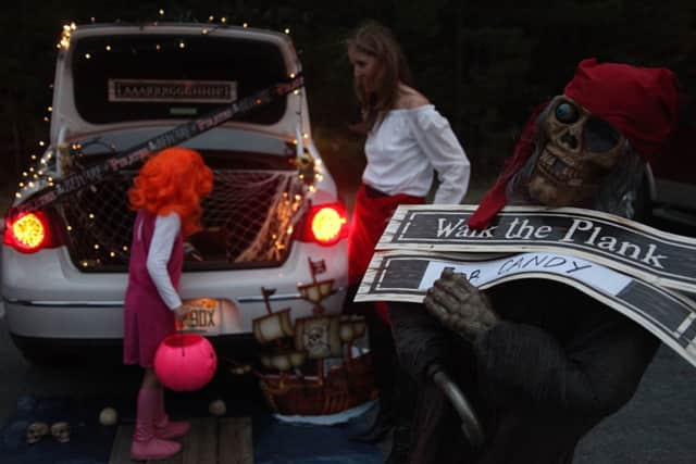The New Players Company presents its second annual Trunk or Treat Oct. 30.