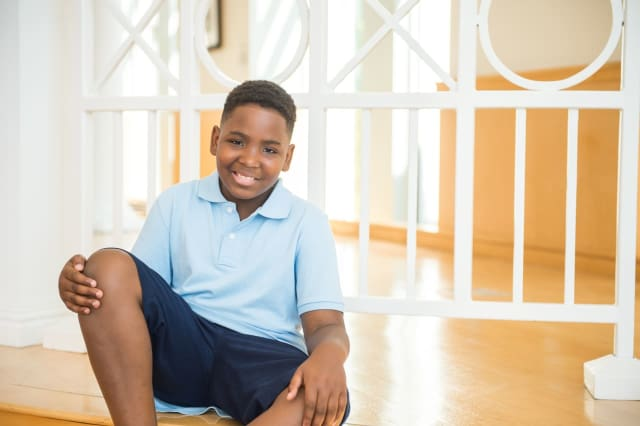 Children like Hanif, who was treated at Maria Fareri Children's Hospital for sickle cell anemia, will benefit from the upcoming 12th Annual Radiothon For the Kids, hosted by 100.7 WHUD.