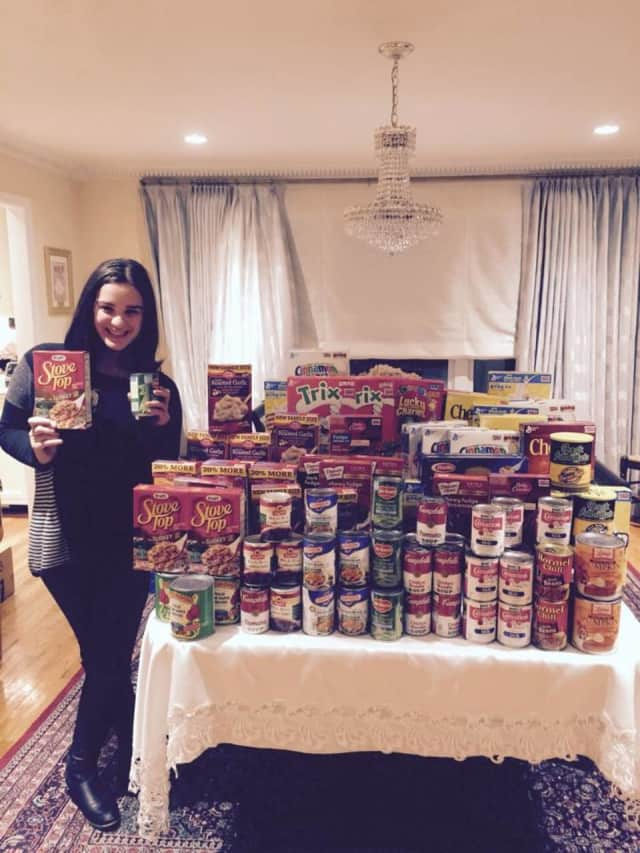 Scarsdale native Hannah Steinberg, founder of Our Coupons Care.