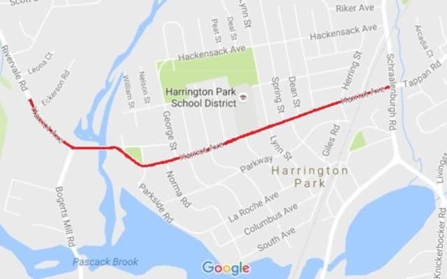 Locals should expect traffic disruptions along Harriot Avenue.