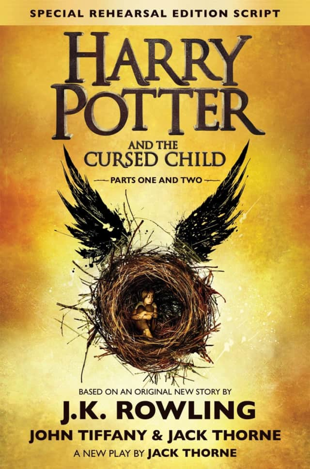 "The book ""Harry Potter and the Cursed Child"" is a special-edition script of the play by the same name, which will open on June 30, a day before the book is released."