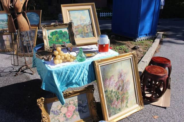 The last Hastings Flea of the season will be on Nov. 8 from 10 a.m. to 4 p.m.