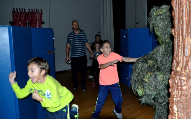Valhalla's Kensico School donated more than $2,000 of the proceeds from its October Haunted House event to the Wounded Warrior Project and recently received a letter of gratitude for the gift from the organization.