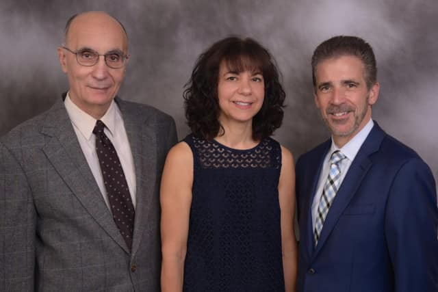 White Plains-based ERA Insite Realty has announced mergers with two prominent Westchester brokerages. Pictured left to right are Vincent D'Addato of Century 21 Haviland and Debra and Louis Budetti of ERA.