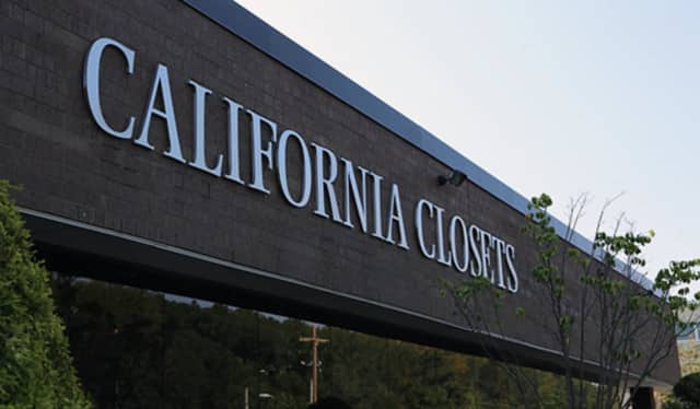 California Closets flagship showroom is located in Hawthorne.