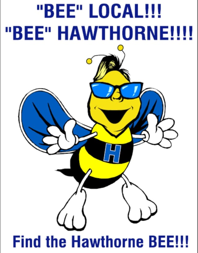 Find the Hawthorne Bee this month, at a variety of local businesses.