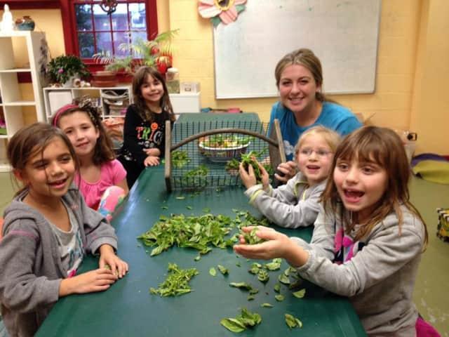HealthBarn USA helps kids and families make healthier food choices.