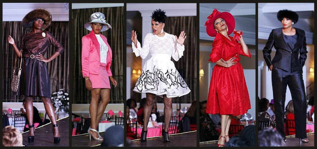 a sample of fashions from the 2015 event