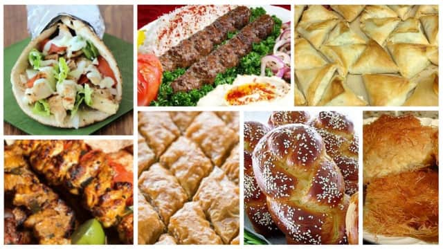 Here's a sneak peek at some of the food that will be on offer at the Hovnanian School's Food Festival.