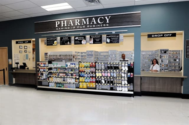 A newly-remodeled, larger pharmacy with more privacy and health care services for customers in the ShopRite of Hillsdale is a prescription for success.