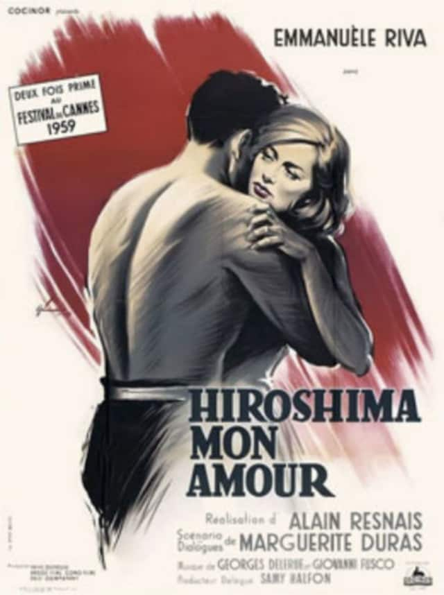 """The Independent Film Club of Oradell Public Library meets Monday evening, Oct. 26, to discuss the enigmatic film """"Hiroshima, Mon Amour."""""""