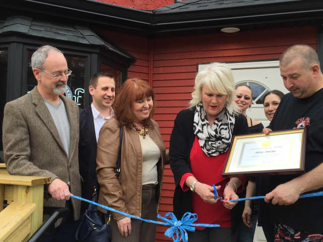 Holy Smoke BBQ's recently held a grand opening in Croton-On-Hudson.