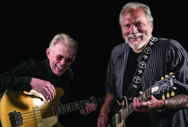 Jack Casady and Jorma Kaukonen, founding members of Hot Tuna