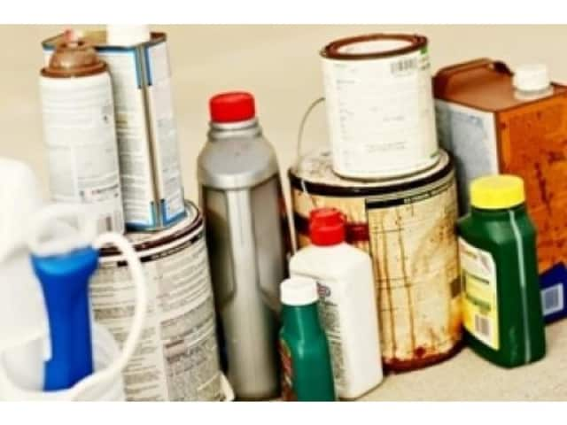 Bring all your nasty stuff down for safe disposal at the household hazardous waste collection at Campgaw Mountain Reservation in Mahwah either Saturday, Sept. 12 or Saturday, Nov. 7.