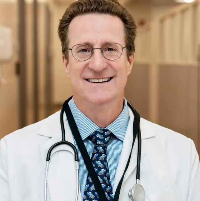 Dr. Douglas Hudson, Clinical Director of HRHCare Urgent Care Poughkeepsie.