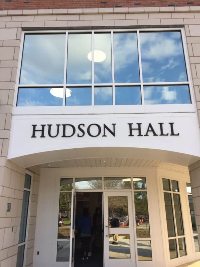 Hudson Hall, the new residence hall at Mercy College in Dobbs Ferry, opens Jan.19.