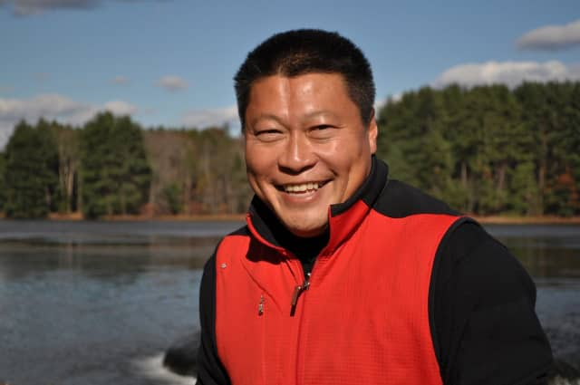 State Sen. Tony Hwang represents parts of Easton, Fairfield, Newtown, Westport and Weston.